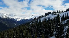 Whistler Blackcomb Mountain (Jovan Jimenez) Tags: whistler blackcomb peak gondola 4k samsung s7 edge mountain nature canada british columbia bc phone