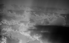 [photon dreams] (daagphoto) Tags: blackandwhite clouds canon dark 350d sunrays