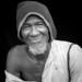 Burkina faso: vieil homme  en pays Sénoufo.