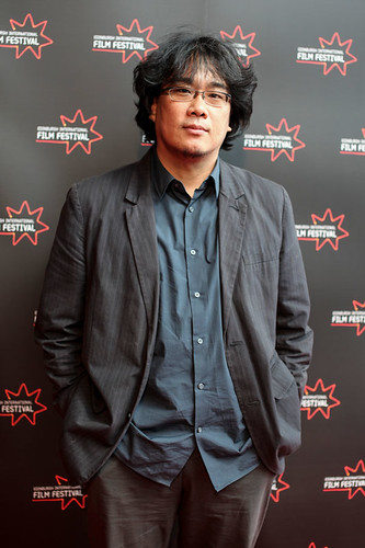 Bong Joon-Ho at the International Feature Jury photocall