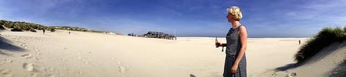 Weer naar het strand