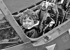 READY FOR TAKE OFF (simongavin83) Tags: blackandwhite plane fighter sitting aviation flight jet aeroplane controls canopy ayr popular seated pilot topgun raf maverick ayrshire odc fighterjet ejectorseat armedforcesday southayrshire ourdailychallenge nikond5100