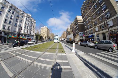Tramway de Paris