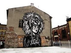 (Nondenim) Tags: streetart graffiti mural poland polska kraków cracow