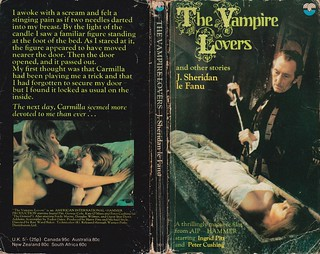 J. Sheridan le Fanu - The Vampire Lovers