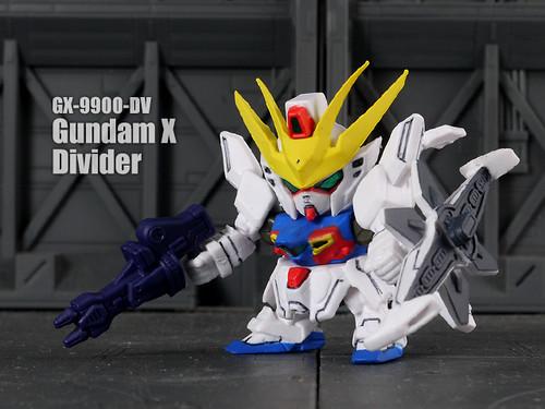 Gundam X  Divider