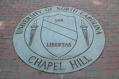 University of North Carolina at Chapel Hill School Seal (yeungb) Tags: seal chapelhill unc tarheels universityofnorthcarolina