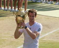 Andy Murray wins gold (Tim Schofield) Tags: lumix panasonic tennis final g3 wimbledon