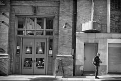 Aurora Theatre (2812 photography) Tags: california blackandwhite photography berkeley utata thursdaywalk 2812photography ©peterosos fujifilmxe1 utata:project=tw383