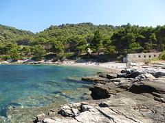 Grandovac beach (JohnnyHamster) Tags: croatia naturist vis fkk otok grandovac