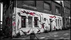 Graffiti La Rochelle… (bevscwelsh) Tags: france graffiti larochelle sigma19mm sonynex6