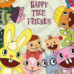 เป็นการ์ตูนที่สนุกสุดๆ น่ารัก และสยองจิตฝุดๆ #happytreefriends #christcruz