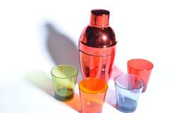 drinks (Mandy Fujita) Tags: brasil bar sopaulo sp drinks moderno divertido colorido espelhado batidas coqueteleira copinhos