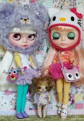 Suzette & Satine