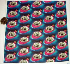 Chinese Crested Hairless Dogs Do Space, very small scale (sassyone2013) Tags: travel dog dogs monster design ship sewing space alien chinese aliens fabric indie quilting designs spaceship hairless crested spaceships spoonflower
