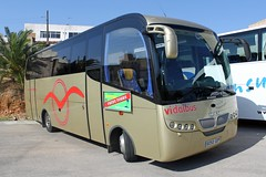 Vidalbus 8050 GDP, MAN 14.284 in Inca (majorcatransport) Tags: man inca majorcabus farebus vidalbus