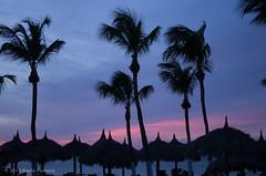 Aruba Sunset (alohadave) Tags: night effects places aruba caribbean palmbeach westin smcpda1645mmf40edal pentaxk5