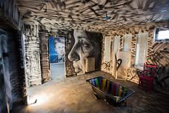 Tour Paris 13 - David Walker (Franois Doroth) Tags: streetart paris art painting graffiti tour 13 tourparis13 franoisdoroth francoisdorothe