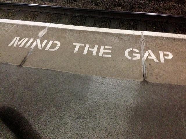 I Don't Mind The Gap