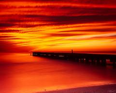 Sunset Cold Front 4 (josesuro) Tags: sunset film landscapes florida fineart velvia 4x5 largeformat 2013 ebonysv45ti sarasotabradenton jaspcphotography josesuro