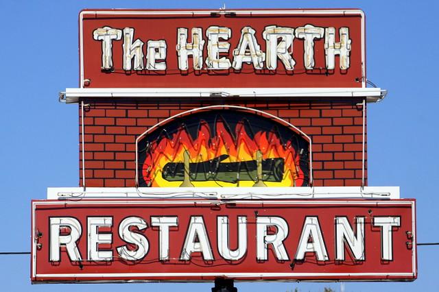 The Hearth Restaurant - Martin, TN
