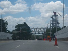 "Olympic Park in Atlanta • <a style=""font-size:0.8em;"" href=""http://www.flickr.com/photos/109120354@N07/11047159415/"" target=""_blank"">View on Flickr</a>"