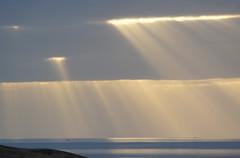Sunset, Skye style (nancy II) Tags: sunset clouds scotland isleofskye sunrays