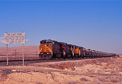 Erie, Nevada (UW1983) Tags: up trains unionpacific railroads lasl desertrailroading