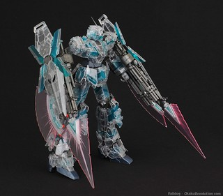 MG Clear Full Armor Unicorn - Snap Fit 2 by Judson Weinsheimer