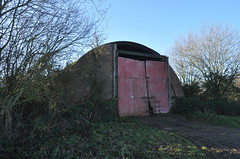 RAF Deenethorpe, Tech Site 1 (SteveSmith83) Tags: abandoned b17 northants raf airfield 8thaf deenethorpe