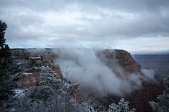 Grand Canyon 2013 (lloydie1963) Tags: morning winter sky holiday nature misty landscape nikon colours view grandcanyon explore lee filters d90 2013 ndgrad inexplore onlythebestofnature