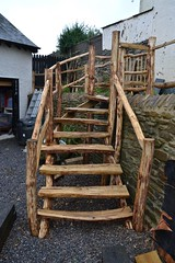 "Cleft Chestnut Stairs • <a style=""font-size:0.8em;"" href=""http://www.flickr.com/photos/61957374@N08/11643136435/"" target=""_blank"">View on Flickr</a>"