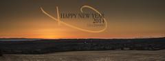 2014 (Franck Tourneret) Tags: sun landscape dawn soleil nikon horizon newyear future paysage tamron forward happynewyear futur 2014 aube d4 2470mm bonneanne nouvelleanne delavant