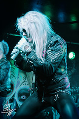 Reckless Love (rachaelwatsonphotography) Tags: rock metal glasgow band glam finnish cathouse recklesslove