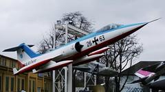 Lockheed Messerschmitt 683 F-104G Starfighter in Speyer (J.Comstedt) Tags: museum germany deutschland aircraft aviation technik speyer