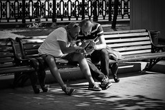 share one's impressions (svetcontact) Tags: street people russia moscow