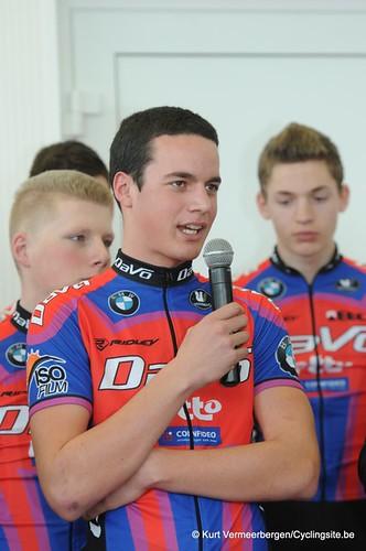 Ploegvoorstelling Davo Cycling Team (106)