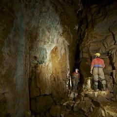 Ogof-Draenen-Blue-Room-150214-18 (dudley bug) Tags: southwales limestone cave caving blueroom ogof caver ogofdraenen jessicaharding lozappleby wyvernseries draenenjessicahardinglozapplebyblueroomogofdraenenwyvernseries