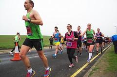 Brighton Marathon 2014 (Brighthelmstone10) Tags: sussex brighton marathon running run runners distance runner eastsussex rottingdean ovingdean distancerunning smcpda1650mmf28edalifsdm seafordstriders brightonmarathon brightonmarathon2014