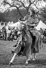 [2014-04-19@17.19.23a] (Untempered Photography) Tags: horse history monochrome animal costume medieval knight combat joust armour reenactment jousting combatant chainmail lists canonef50mmf14 perioddress platearmour theknightsofthedamned mailarmour untemperedeye canoneos5dmkiii untemperedeyephotography glastonburymedievalfayre2014