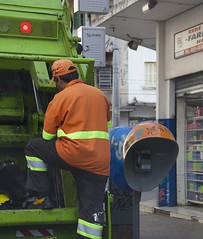 at work (ethra) Tags: street brazil urban disposal worker waste paulo so