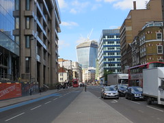 Aldgate High Street (duncanbowers) Tags: london whitechapel e1 aldgate eastend goodmansfields cityreach backchurch