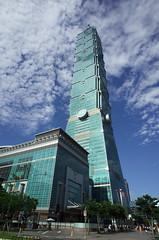 Taipei 101_16 (Flickr explored on May 13, 2014) (Taiwan's Riccardo) Tags: color digital dc taiwan fixed taipei101 ge ricoh f28 台北市 2014 gh3 gw3 信義計劃區 grlens 183mm ricohlens