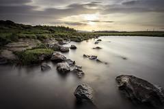 Tomorrow (Mandlenkhosi) Tags: longexposure sunset landscape scotland knappsloch nikond800 bigstopper leebigstopper nikonafsnikkor1635mm14gedvr