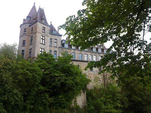 Durbuy château