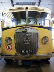 GTW bus 119 front Pijnacker SVA (Arthur-A) Tags: bus netherlands buses museum nederland autobus gtw sva gelderland krupp bussen verheul museumbus
