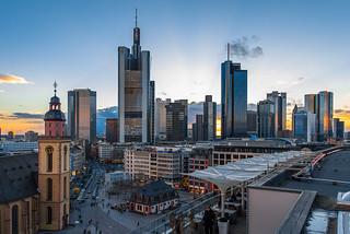 Frankfurt - Skyline