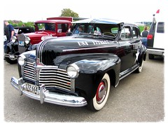 American Live, Luterbach 04.05.2014 (v8dub) Tags: auto old classic car schweiz switzerland automobile suisse live meeting automotive voiture american oldtimer pontiac oldcar 1941 collector wagen luterbach pkw klassik worldcars
