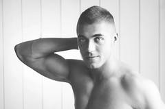 Alex (Sebastian Comsa) Tags: bw male alex nude blackwhite model fitness gym fit nud alexandru