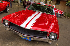 1969 AMC AMX (dmentd) Tags: 1969 amc amx